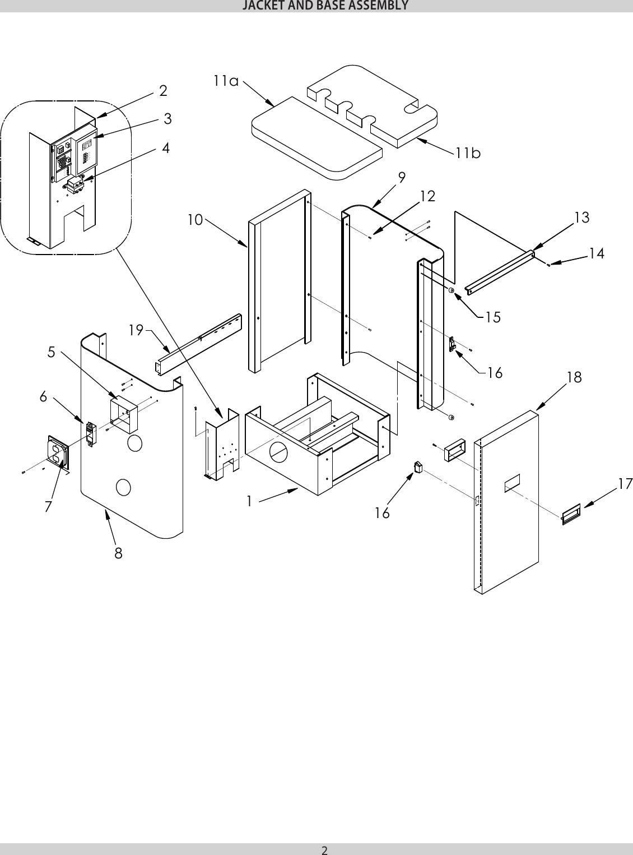 Utica Boilers Ub90 200 Parts List
