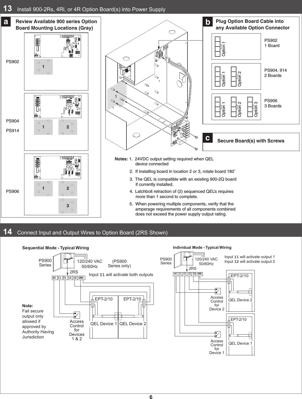 Von Duprin QEL Conversion Kit For 98/99 Series 110745