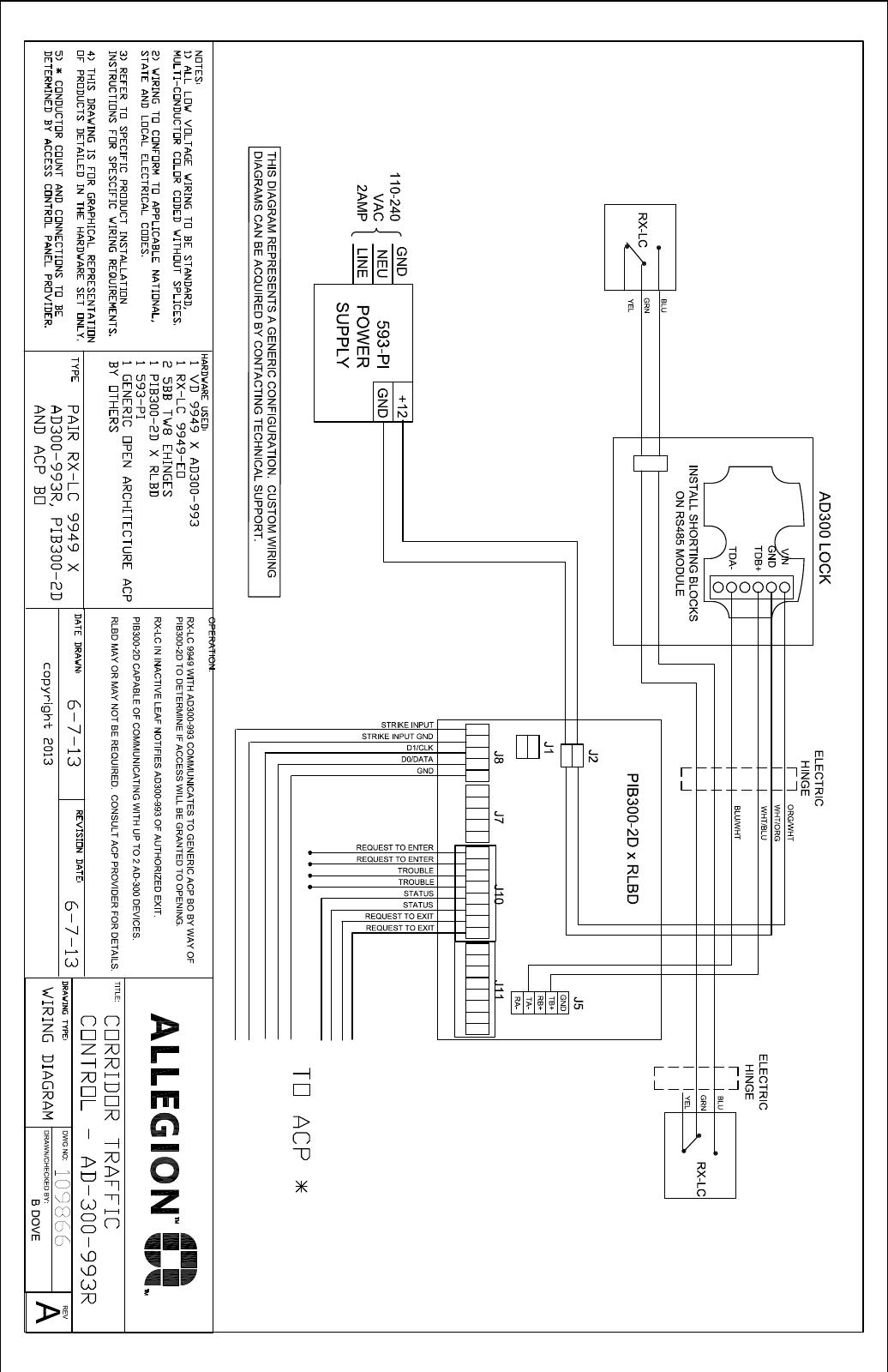 Von Duprin Wiring Diagram - Wiring Diagram Home