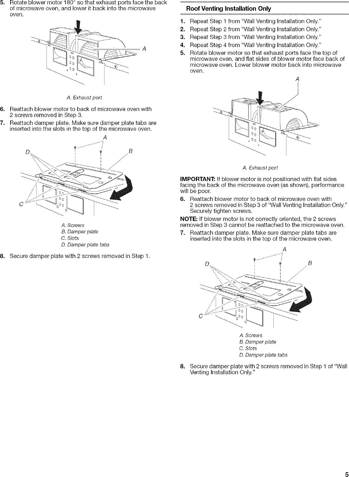 whirlpool microwave hood combo manual
