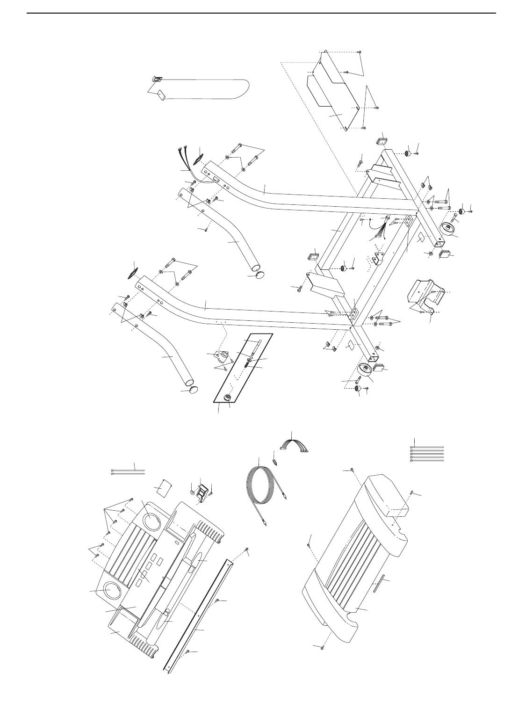 Weslo Cadence 860 User Manual