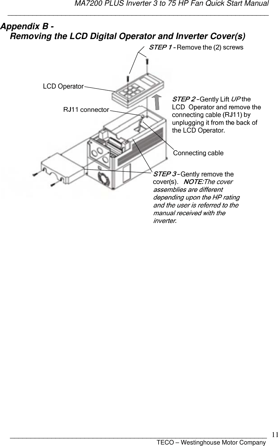 hight resolution of page 11 of 12 westinghouse westinghouse thru ma7200 4075 n1