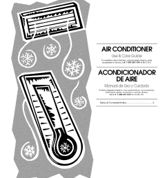 whirlpool ace082xs2 user manual air conditioner manuals and guides l0605404 [ 1224 x 1584 Pixel ]