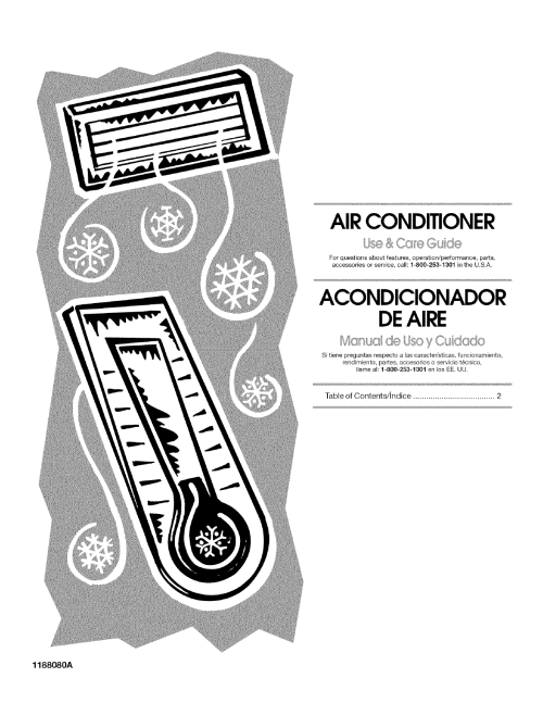 small resolution of whirlpool ace082xs2 user manual air conditioner manuals and guides l0605404