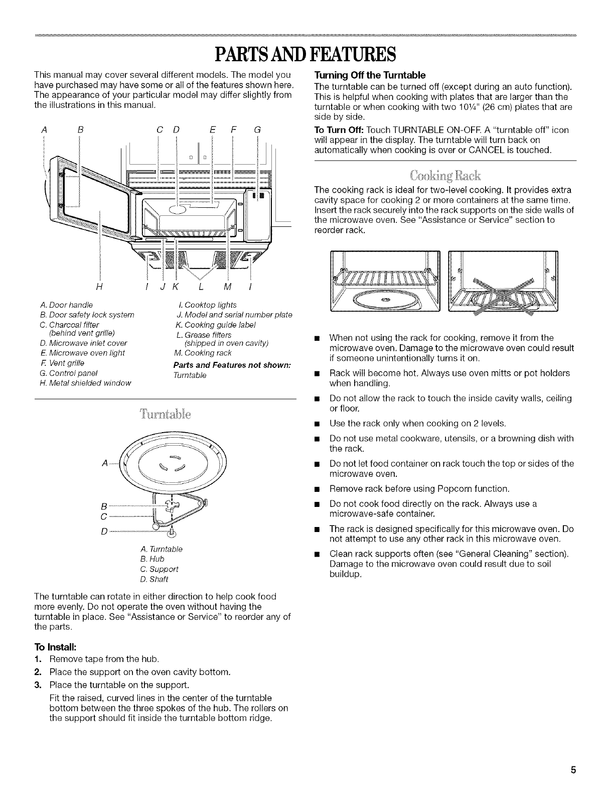 manual microwave manuals and guides