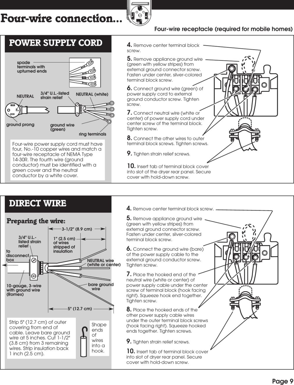 medium resolution of page 9 of 12 whirlpool whirlpool 8316557 users manual whirlpool