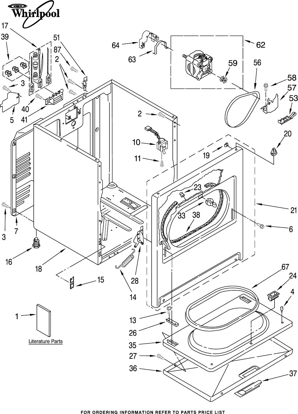 Whirlpool Ler5636Jq0 Users Manual