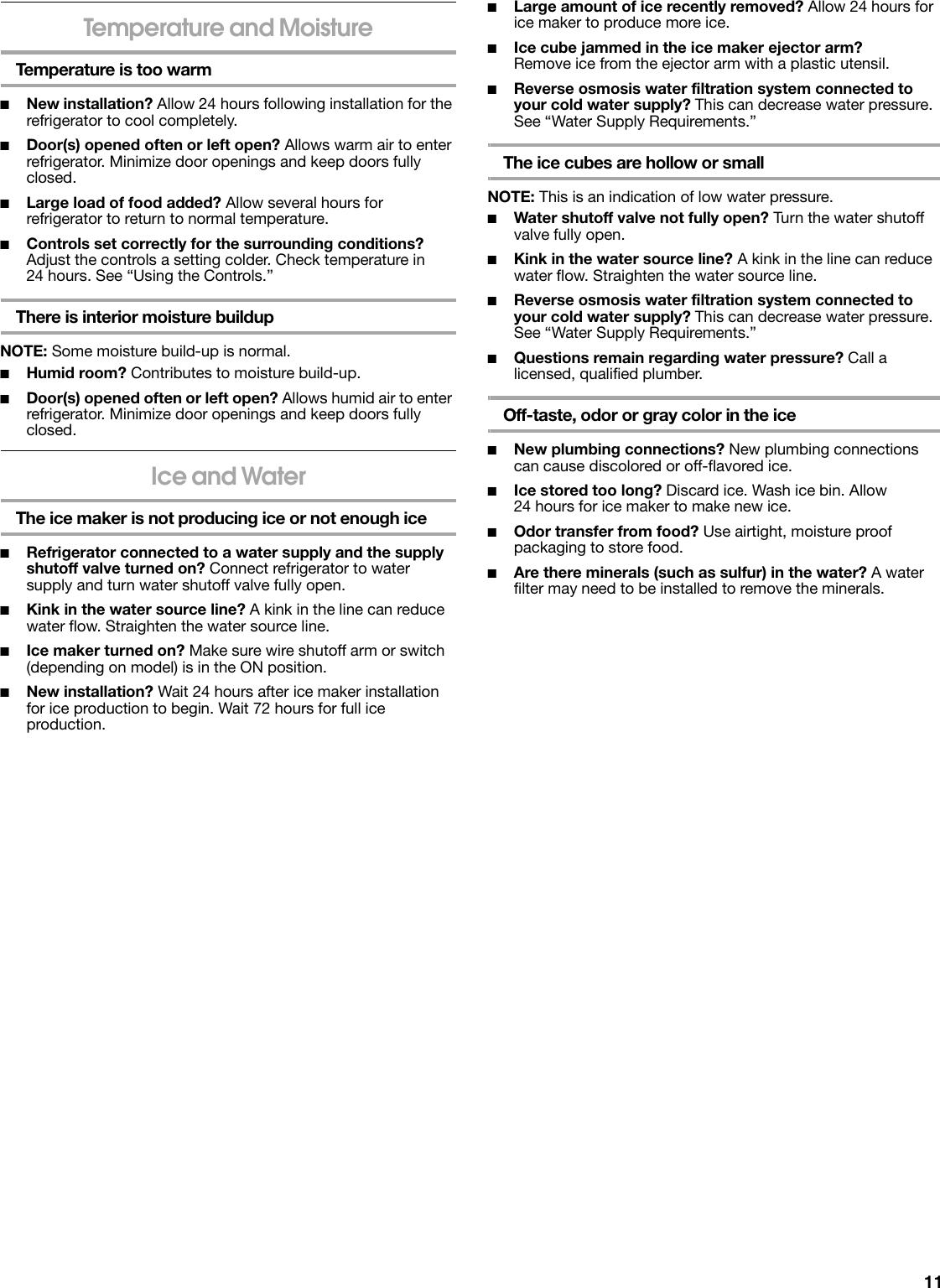 hight resolution of page 11 of 12 whirlpool whirlpool tt21akxkq02 users manual whirlpool