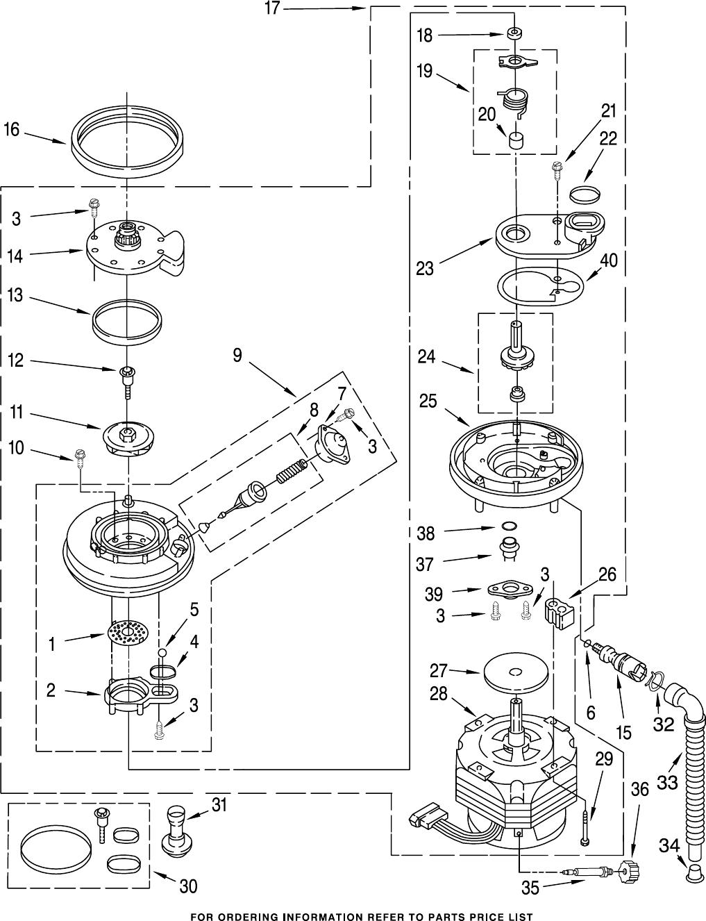 Whirlpool Dishwasher Du915Qwdb1 Users Manual