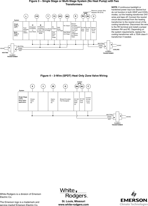 small resolution of page 2 of 4 white rodgers white rodgers 1f85 0422