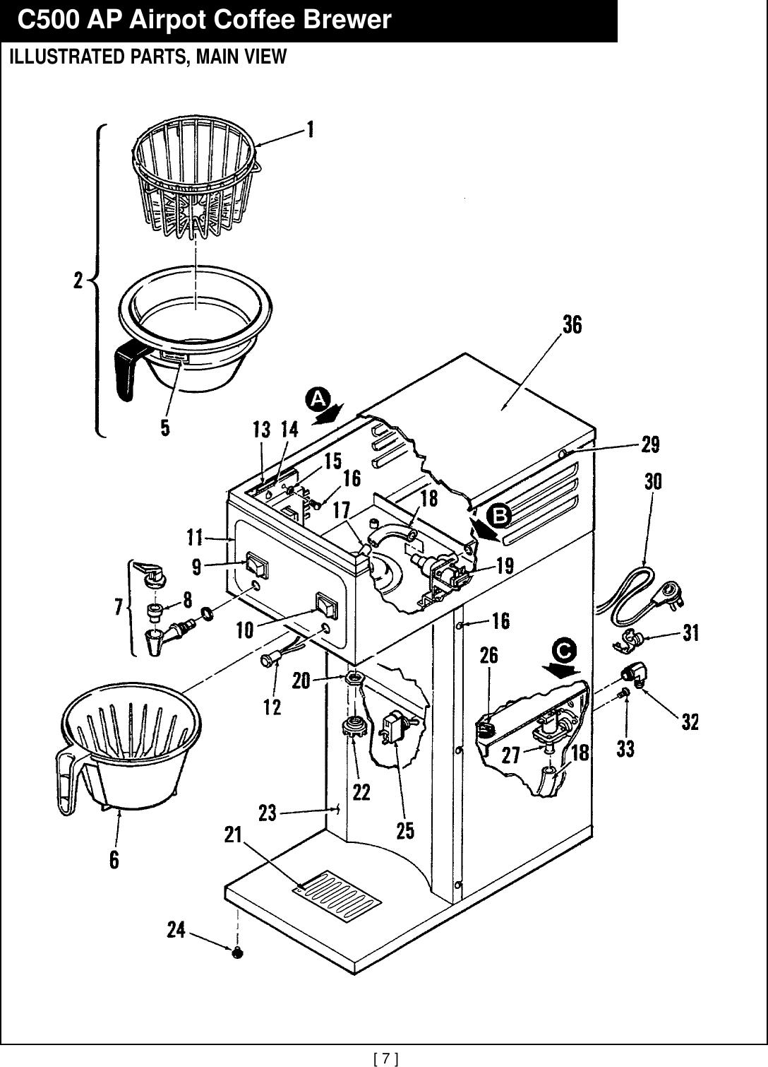 Curtis Hour Meter Wiring Diagram