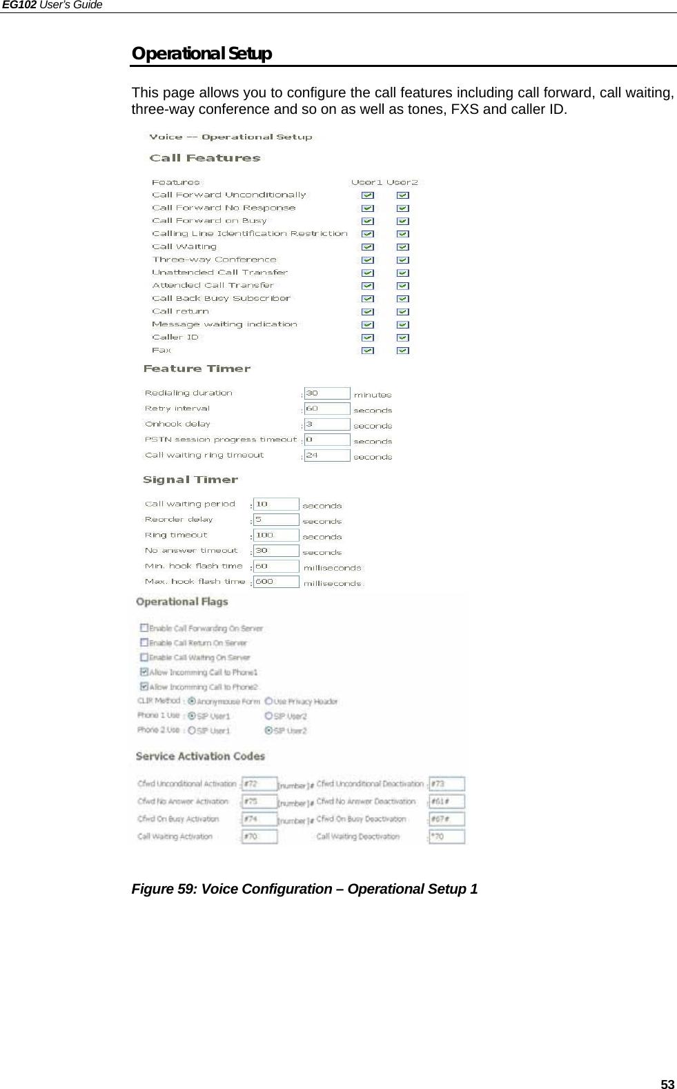 XAVi Technologies EG102 Gateway Router User Manual