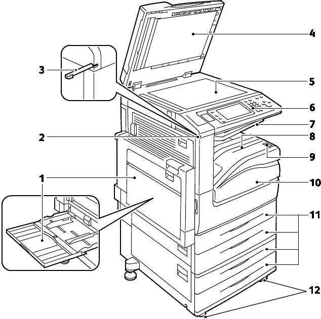 Xerox Workcentre 7220 7225 Users Manual 7220/7225