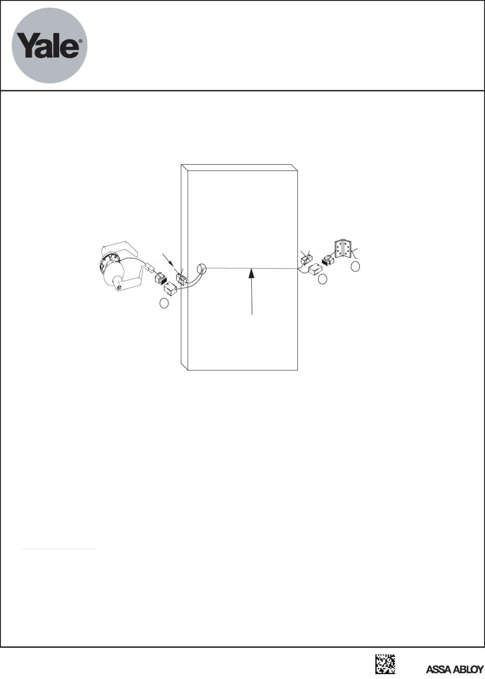 medium resolution of yale 80 9470 0012 000 02 13 electrified wiring instructions 5390ln 5391ln and 4790ln 4791ln 00002 135300ln 4700lnwiring
