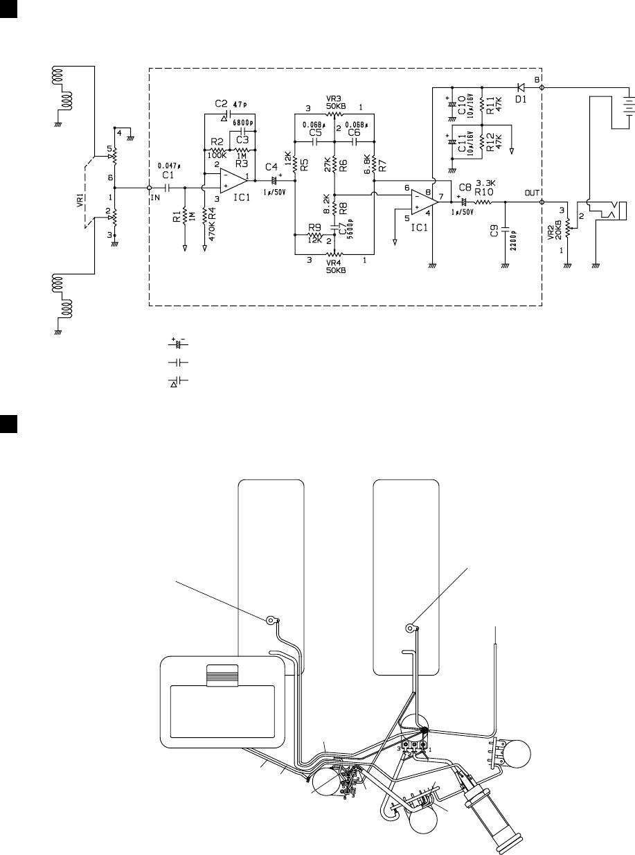 Yamaha Guitar Bbg5S Users Manual ELECTRIC BASS