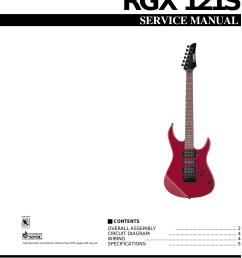 yamaha guitar electric users manual rgx 121s yamaha rgx 612j yamaha rgx wiring [ 1186 x 1478 Pixel ]