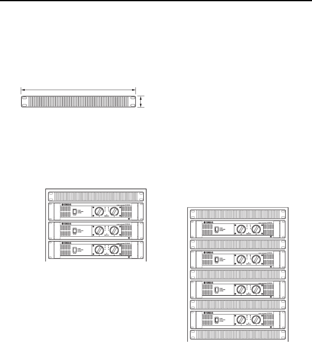 Yamaha P7000S P5000S P3500S P2500S Owners Manual P7000S