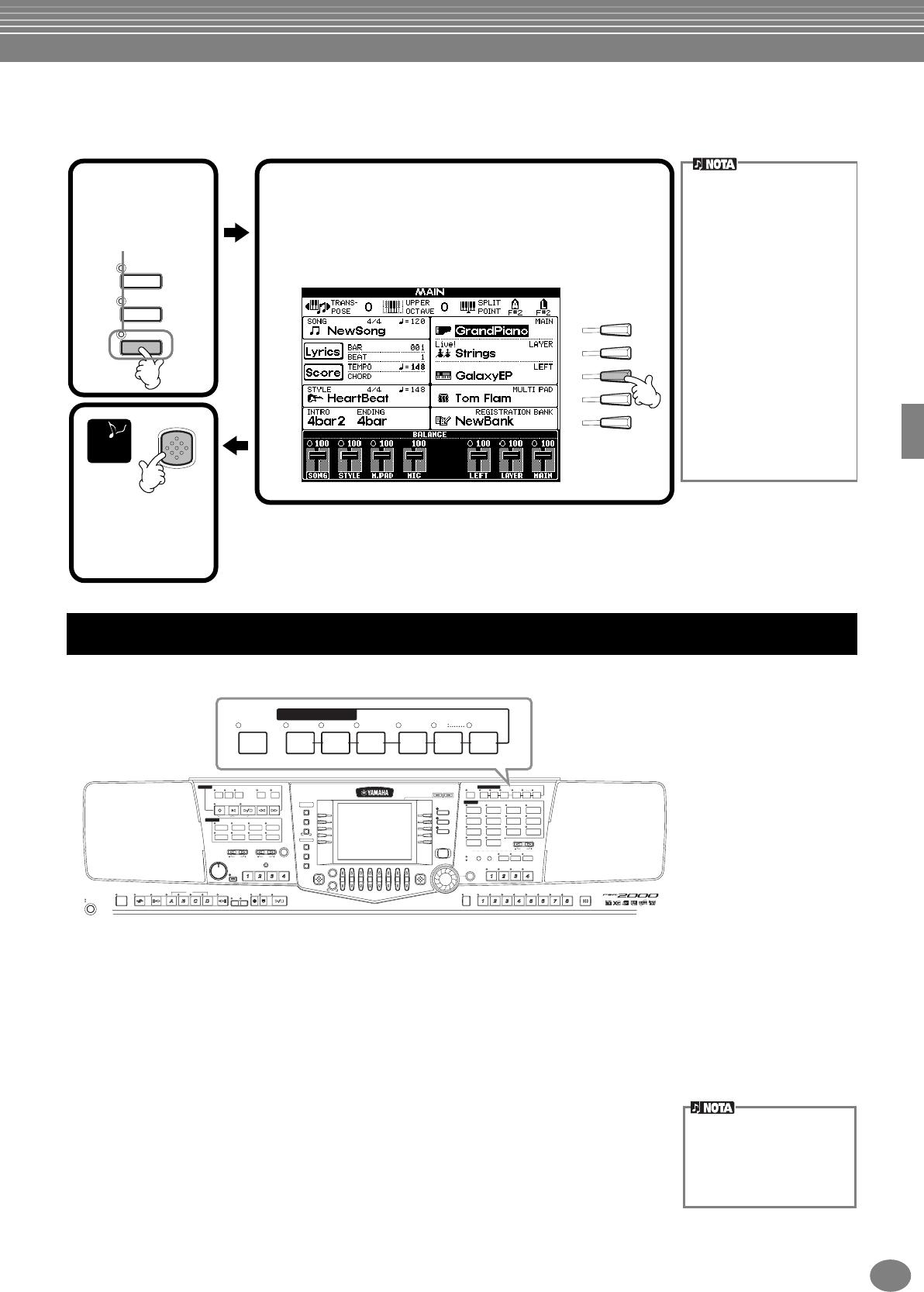 Yamaha PSR2000_E PSR 2000/PSR 1000 Owner's Manual PSR2000S1