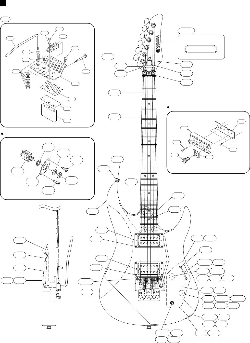 Yamaha Rgx 420S Users Manual
