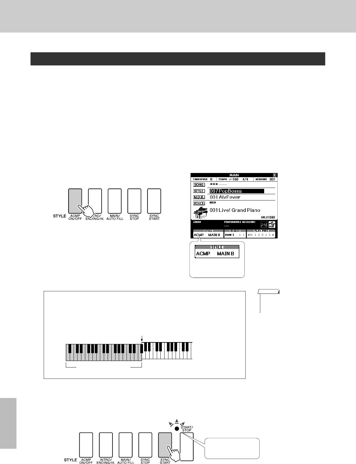 Yamaha DGX 620 520 YPG 625 525 Owner's Manual Dgx620 Es