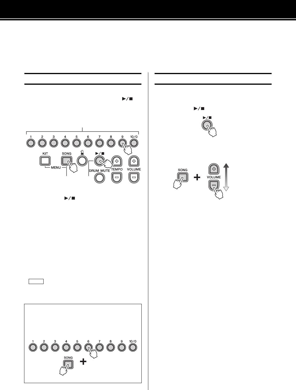 Yamaha DTX400K/DTX430K/DTX450K Owner's Manual Owner's