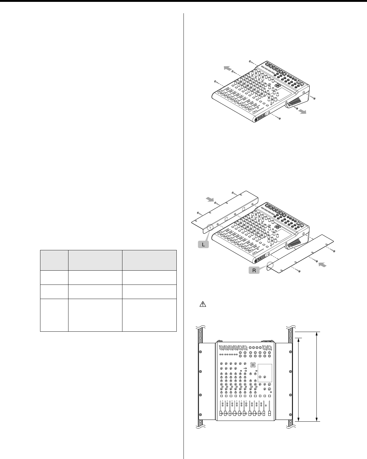 Yamaha MG20XU/MG20/MG16XU/MG16/MG12XU/MG12 Owner's Manual