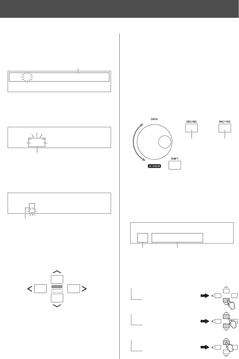 Yamaha MX49MX61MX88 Owner's Manual MX49 BK/BU/WH, MX61