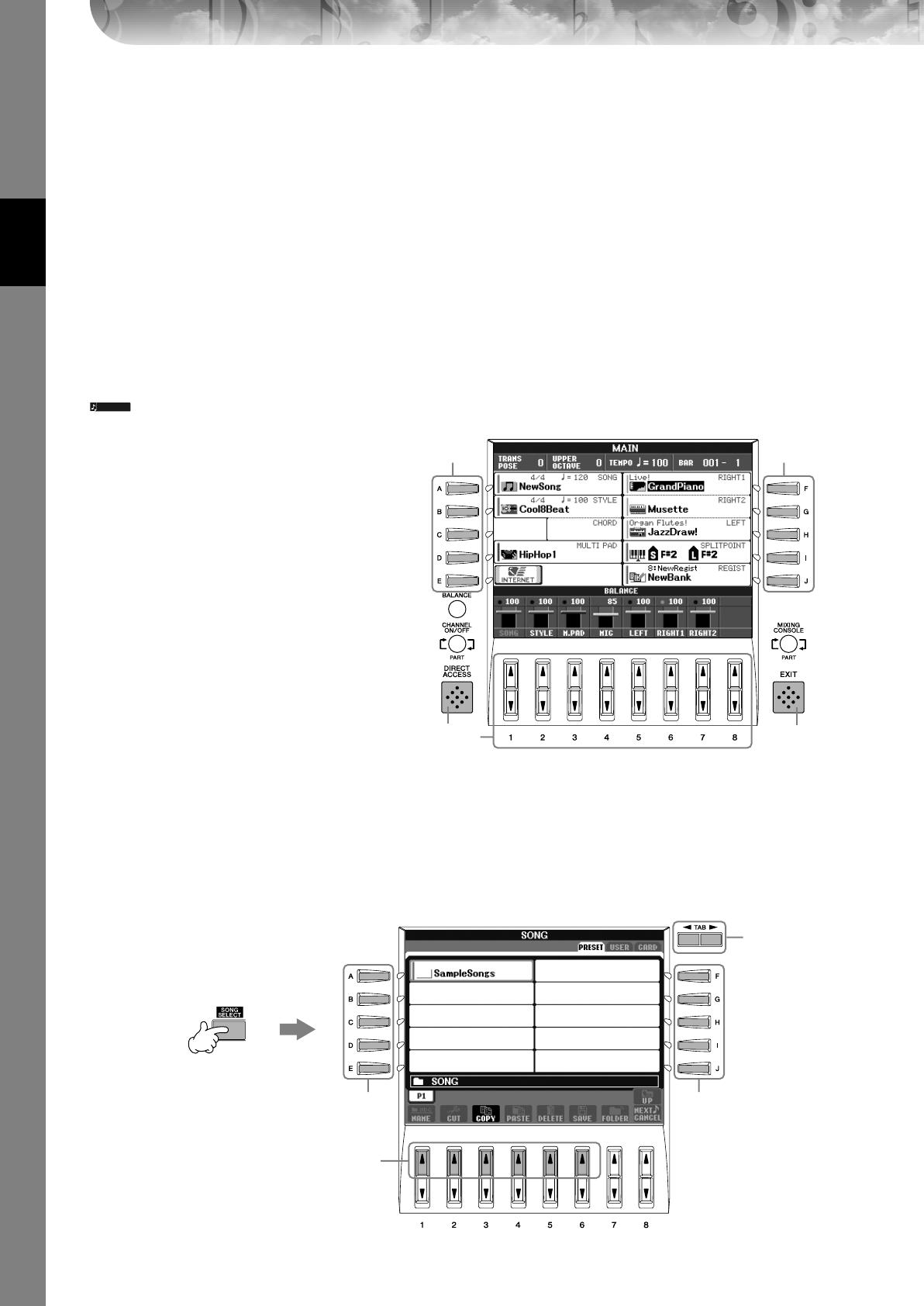 Yamaha PSR 3000/1500 3000/PSR 1500 Owner's Manual Psr3000 De