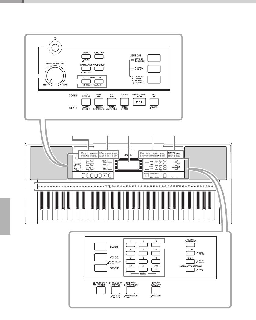 Yamaha PSR E353 Owner's Manual Owner's Psre353 Es Om A0