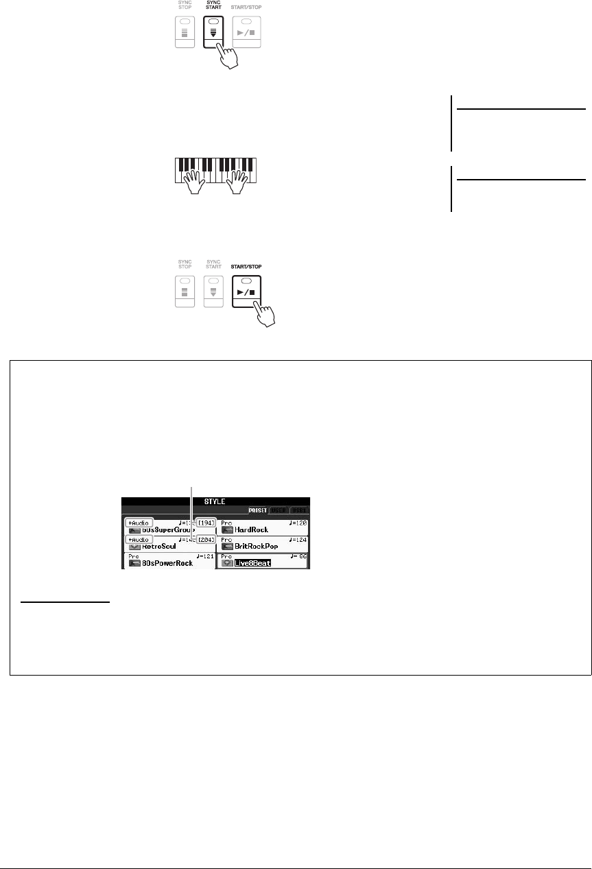 Yamaha PSR S950/PSR S750 Owner's Manual S950/S750 Owner's