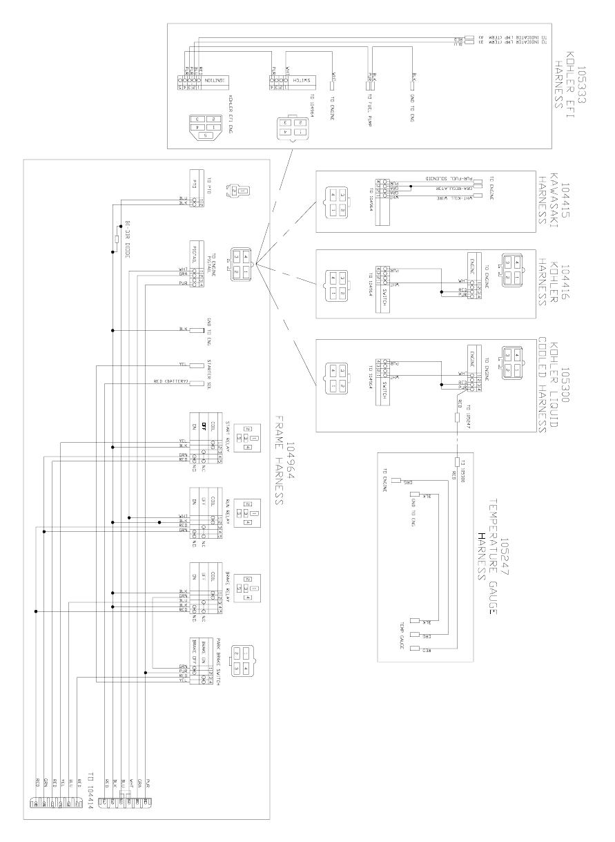 Yazoo Kees Zvke61260 Users Manual OM, ZVKH52230, ZVKH61250