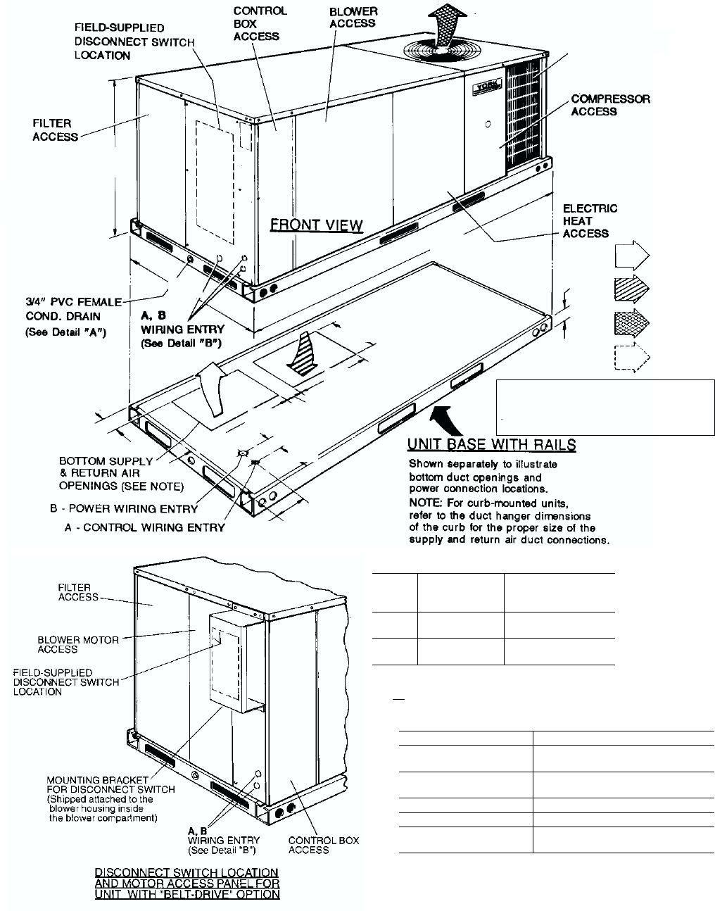 York Heat Pump B3Ch 048 And 060 Users Manual Y IO, Sunline