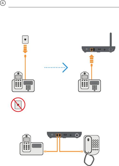 ZTE Manual AT T Wireless Home Phone WF720 User English PDF