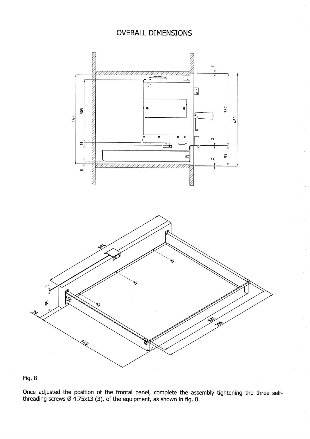 Zanussi Zcof636X Instruction Booklet 152977 14/1