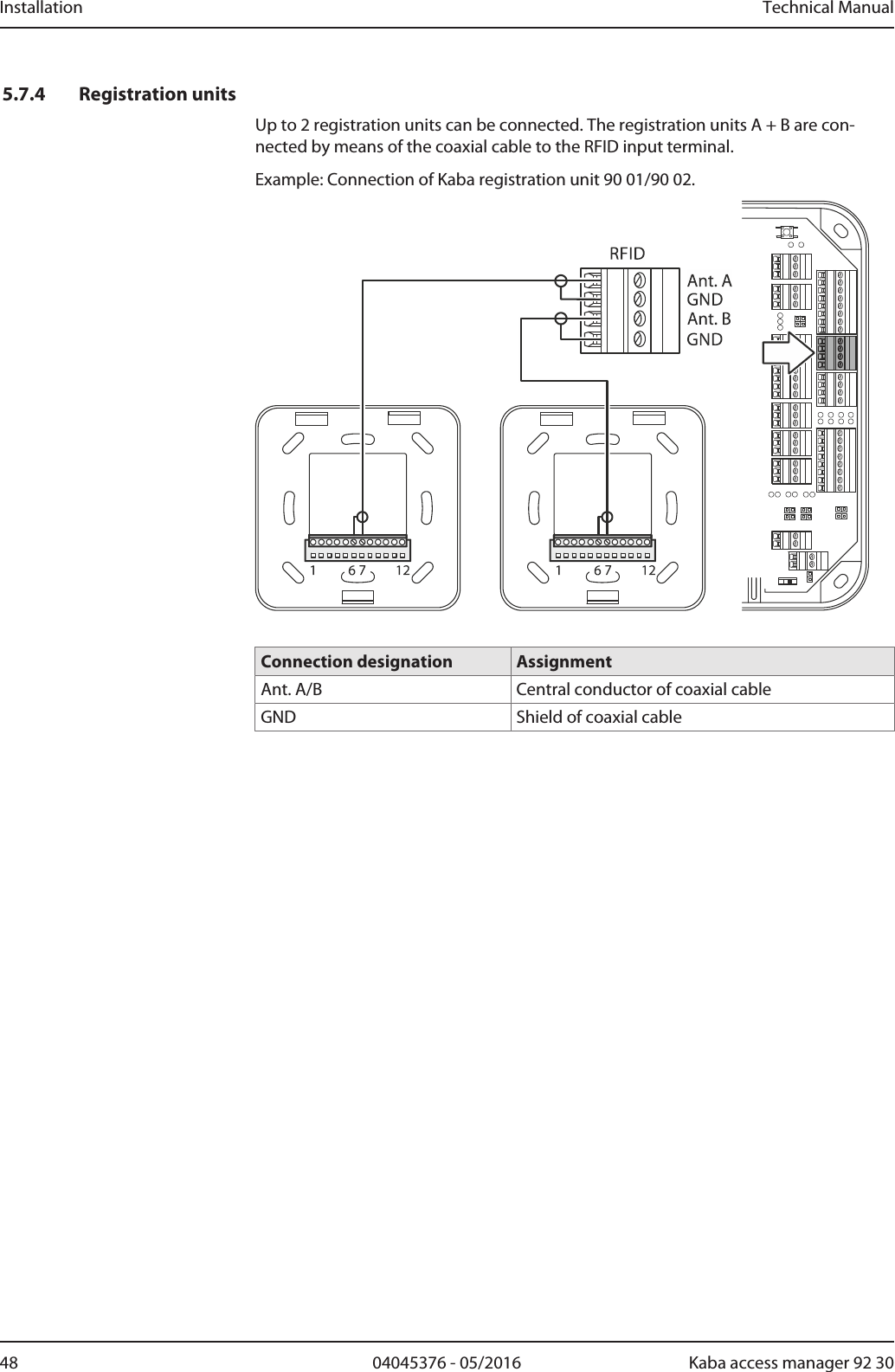 hight resolution of kaba wiring diagrams wiring diagram postdormakaba ead kam9230 k5 rfid reader user manual tm 9230 k5
