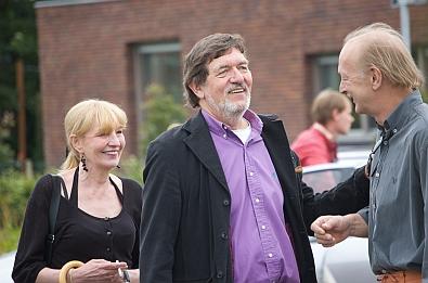 Jan, Sylvia en Gauke