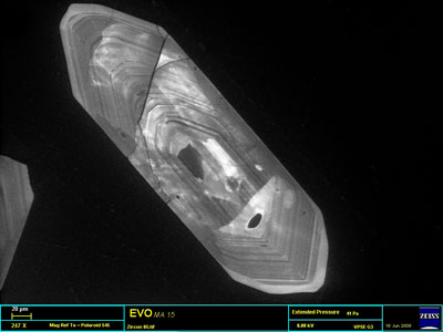 SEM Scanning Electron Microscope at University of