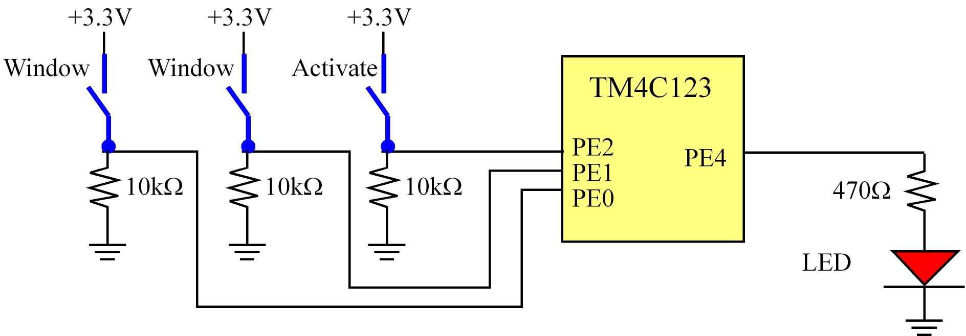 Of Two Different Diagrams I Wired The System Like This First Diagram