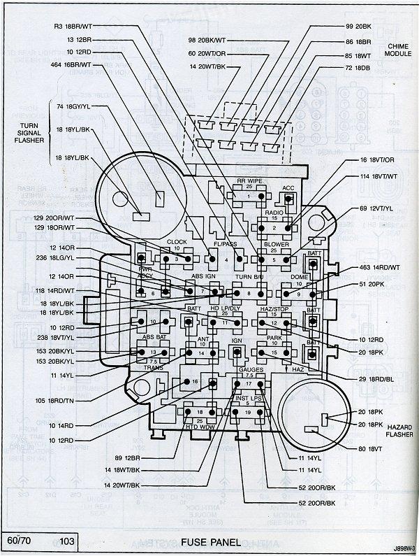 1987 Jeep Wiring Schematic