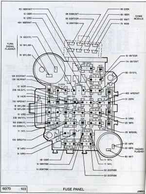 fuse box diagram?  MJ Tech: Modification and Repairs