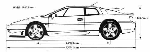 Dermot's Lotus Esprit S4 Sport_Introduction