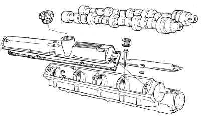 Dermot's Lotus Esprit S4 Sport_Engine Modifications