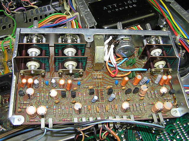 Pioneer Sx Tone Knob Broke