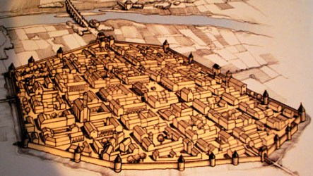 medieval towns english town urban history planned planted plan france architecture origins trytel users historical google carcassonne renaissance century