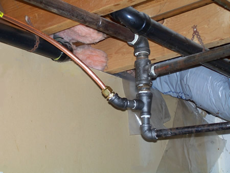 Electrical Wiring Residential Home Runs Mike Shurben Heating Limited Gas Appliance Specialist