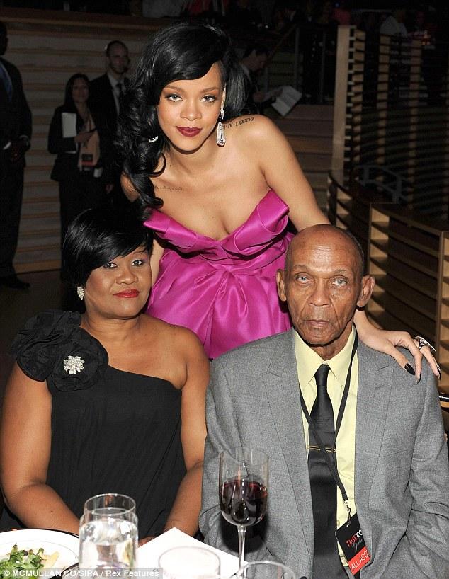 Rihanna Mom And Dad : rihanna, Rihanna, Albums
