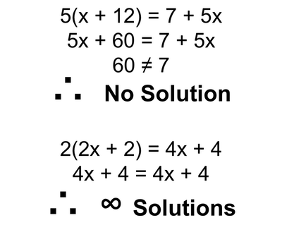Solving Equations on emaze