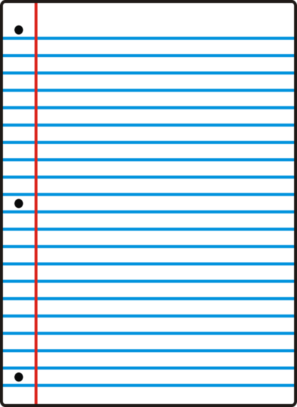 Doc620583 College Ruled Lined Paper contract paper sample – Lined Paper Word
