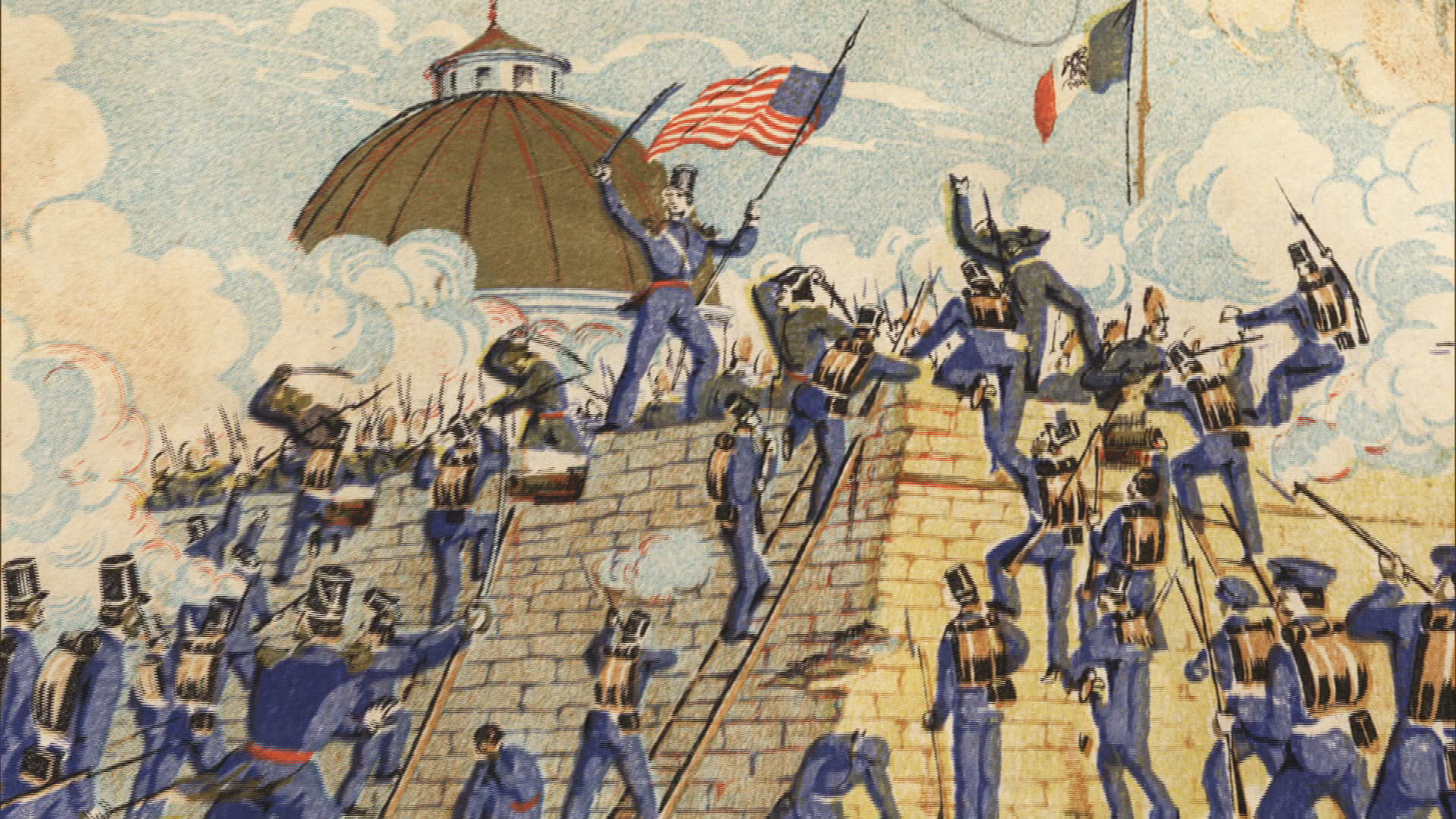 The Mexican War Amp Mexican Cession On Emaze