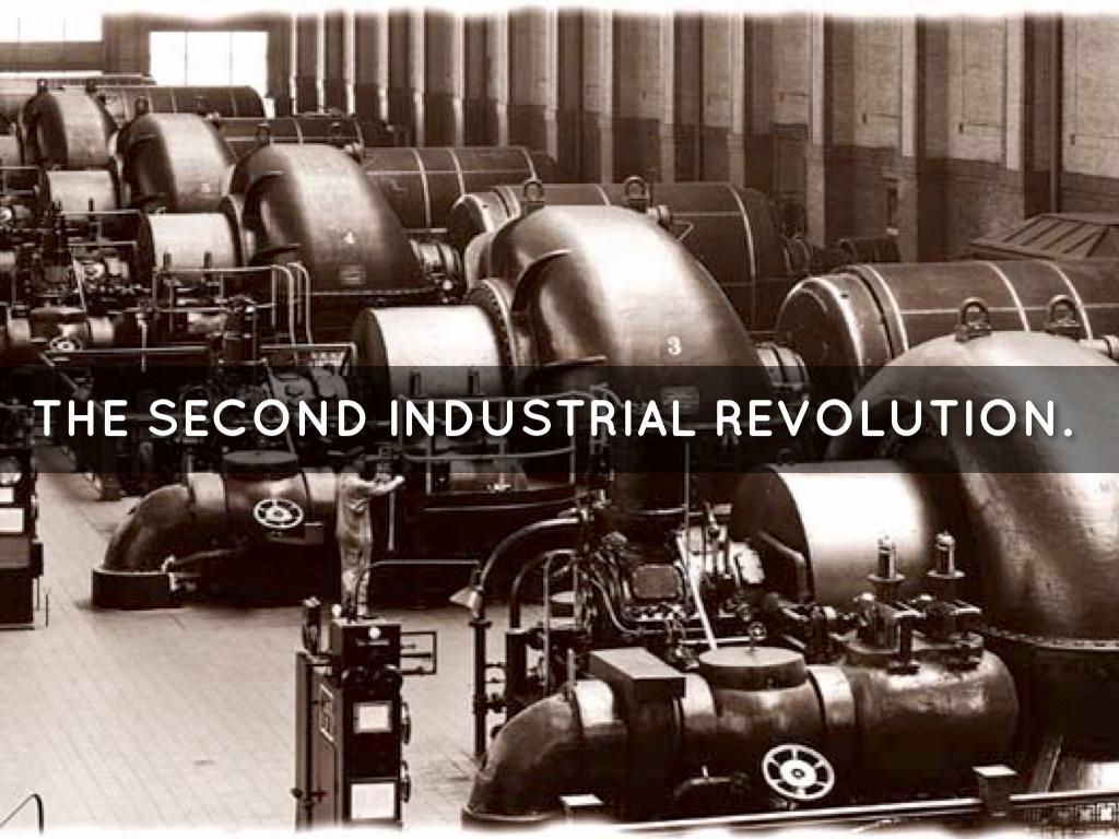 Industrial Revolution On Emaze